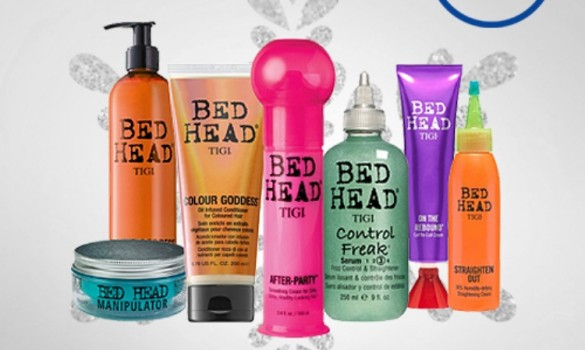 WIN A Bundle Of TIGI Bed Head Products Worth Over £100!