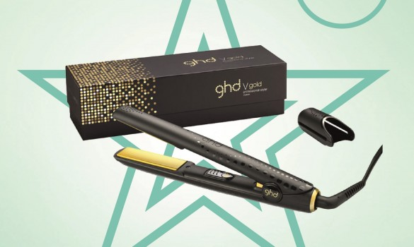 WIN A ghd V Gold Styler Worth £129