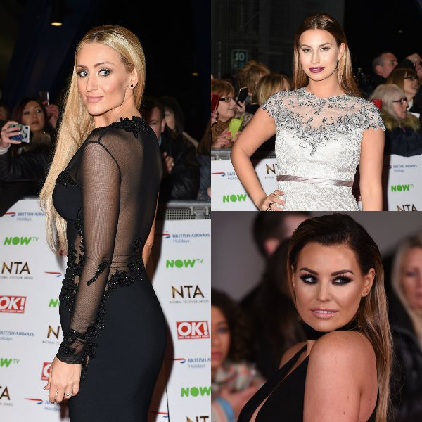 national television awards 2016 catherine tyldesley ferne mccann jessica wright - Copy