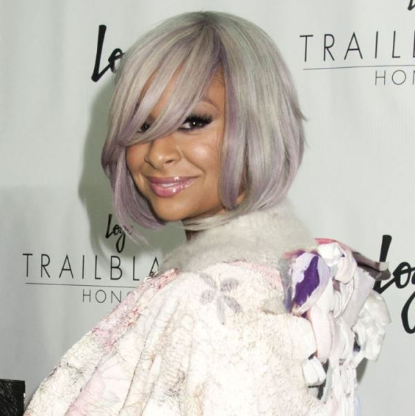 Mandatory Credit: Photo by Startraks Photo/REX/Shutterstock (4881382ay) Raven-Symone ++Logo's Trailblazer Honors, New York, America - 25 Jun 2015