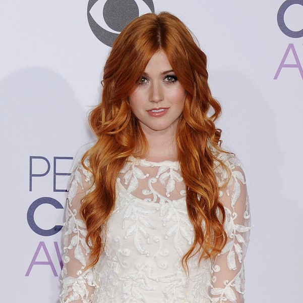 katherine mcnamara people's choice awards 2016