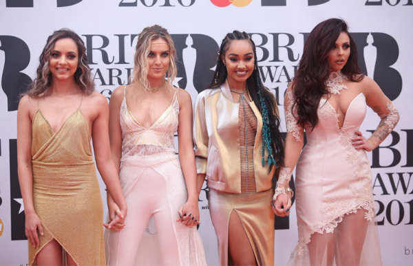 little mix brits 2016