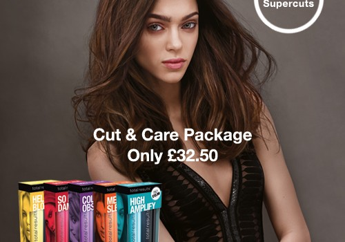 Great Value Cut & Care at Supercuts