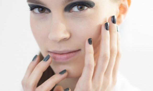 Nail Talk: Dare to Go Green?