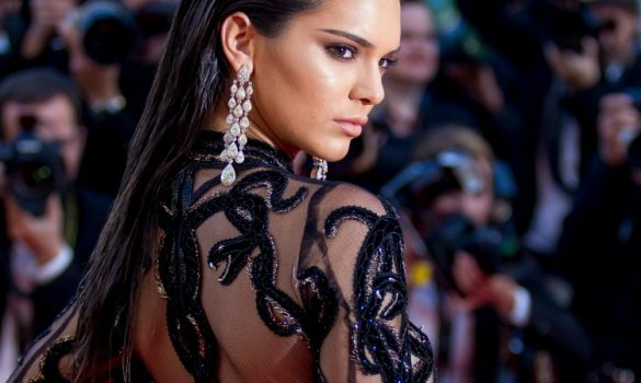 Hair How-To: Get Kendall Jenner's Wet-Look Hair