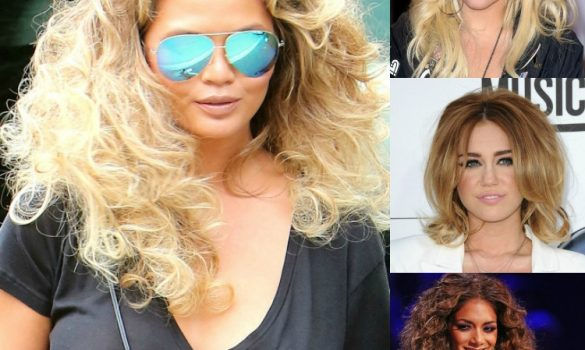 Big Hair, Don't Care: Creating Volume with TIGI Bed Head