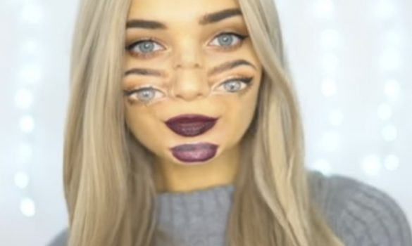 The 5 Best Halloween Hair & Makeup Tutorials