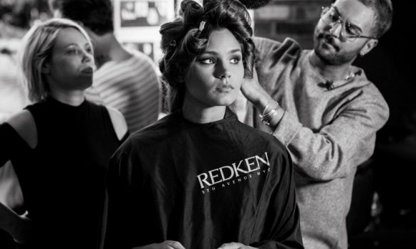 Just Add Heat: Behind the Scenes with Redken