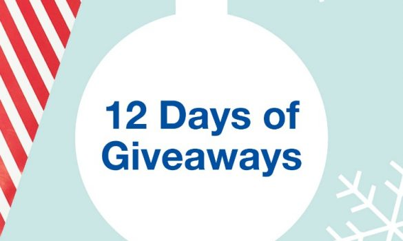 Supercuts' 12 Days Of Giveaways!