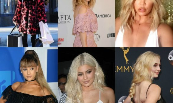 The Best Celeb Hair Transformations of 2016
