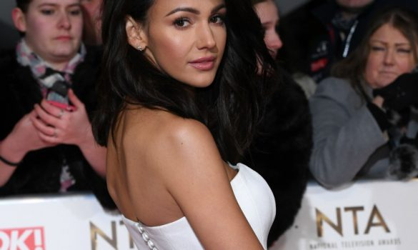How to Get Michelle Keegan's Red Carpet Blow Dry