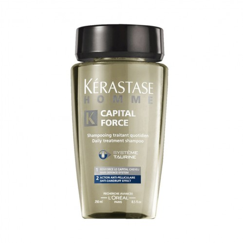 Kerastase Homme Capital Force Shampoo