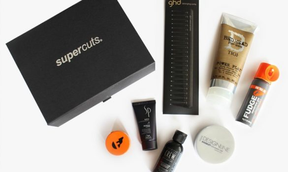 New In: Supercuts Men's Grooming Box