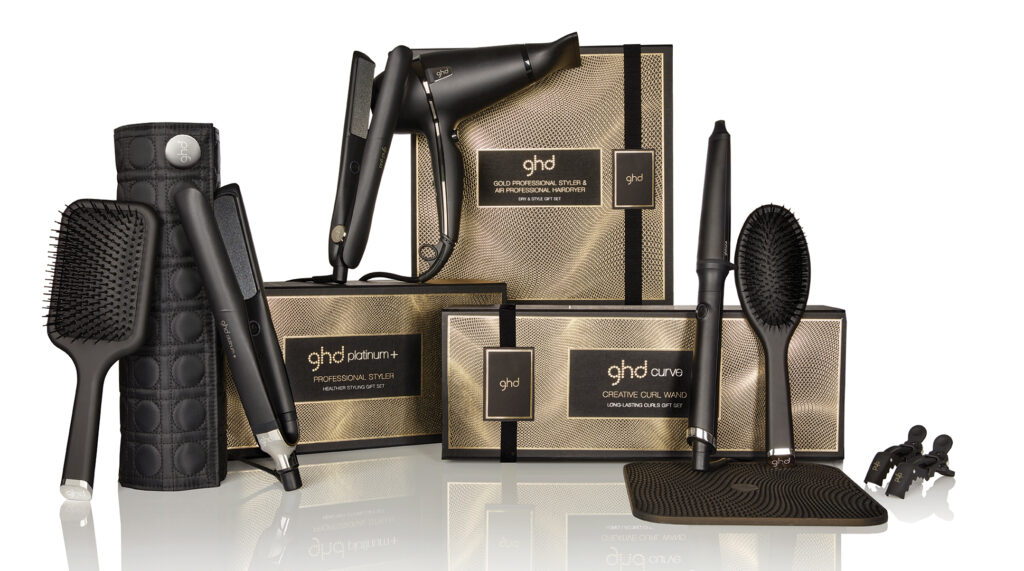 Christmas Gold ghd