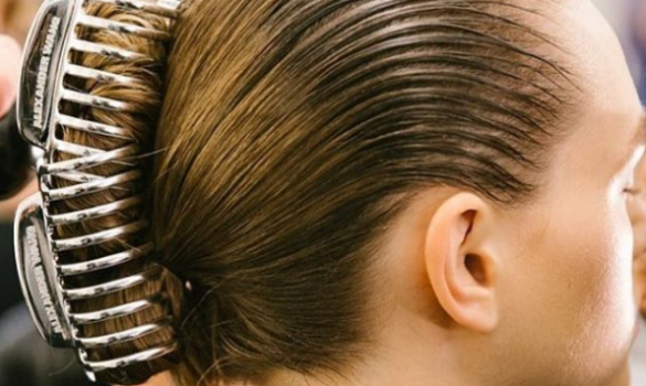 The 90s Hair Trends That Have Made a Fashion Week Comeback