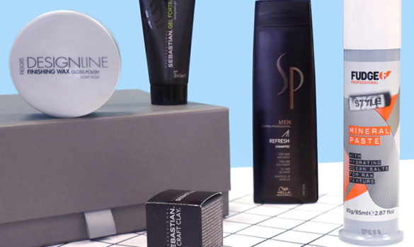 New In: Father's Day Grooming Box