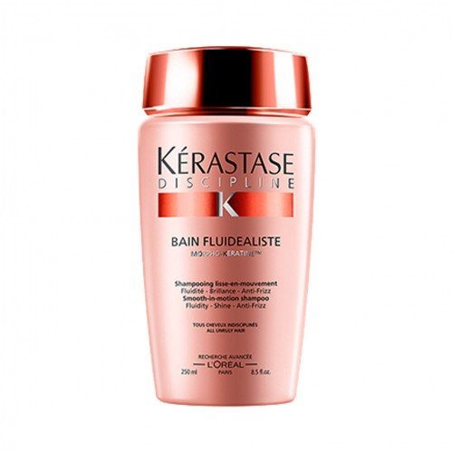 Kerastase discipline bain fluidealiste no-sulfates-smooth in motion shampoo 250ml