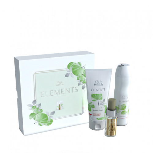 Wella Professional Care elements gift set