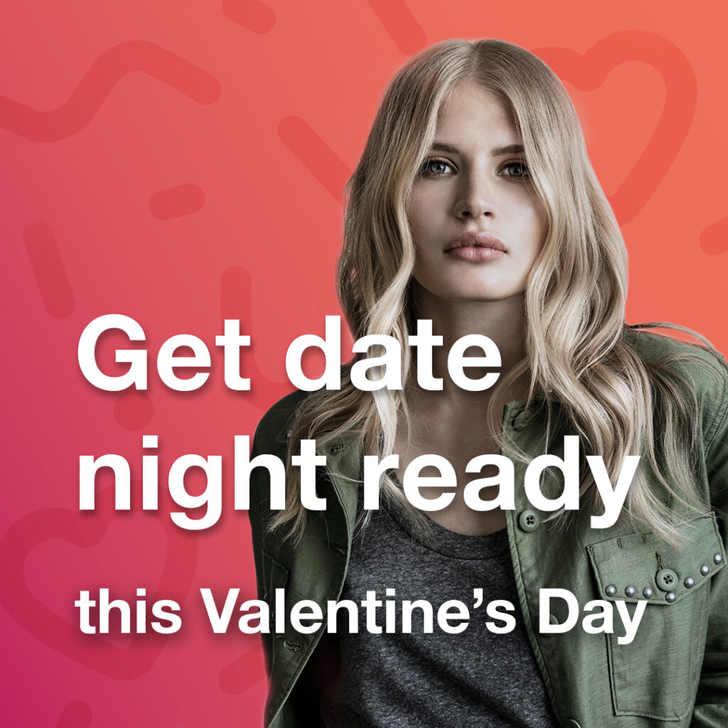 Get date night ready this Valentines at Supercuts UK