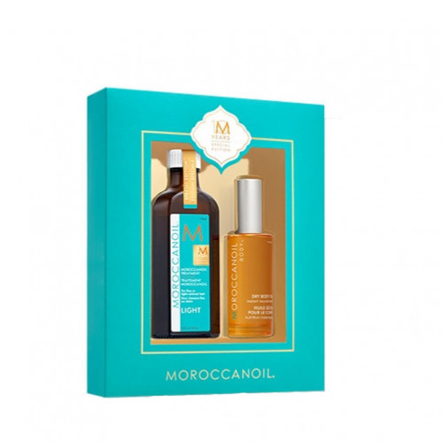 Moroccanoil Hair Light & Body Duo