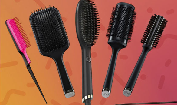 Choosing The Right Hairbrush For Your Hair
