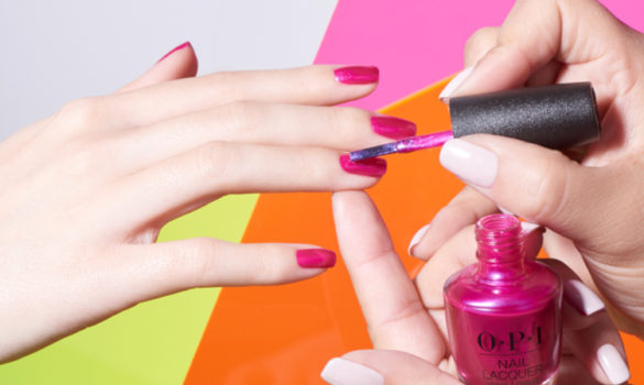 Nail Your Mani-Makeover With The New OPI Tokyo Collection