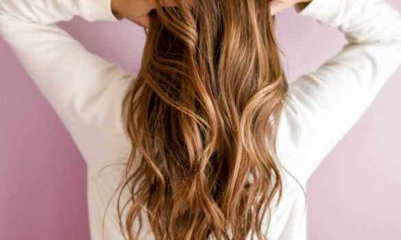 How to make thin hair appear thicker