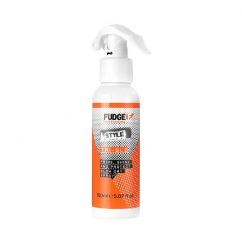 Fudge Tri Blo Prime Shine and Protect Blow Dry Spray