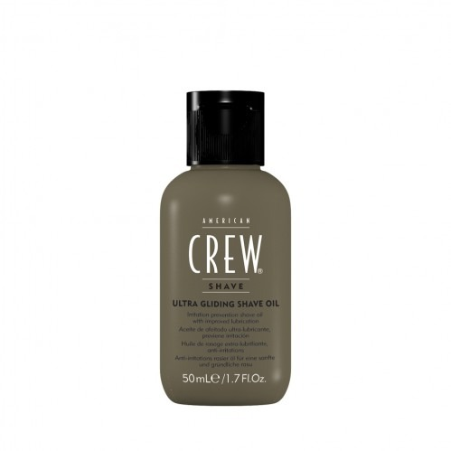 Christmas giftset ideas American Crew Shave Ultra Gliding Oil