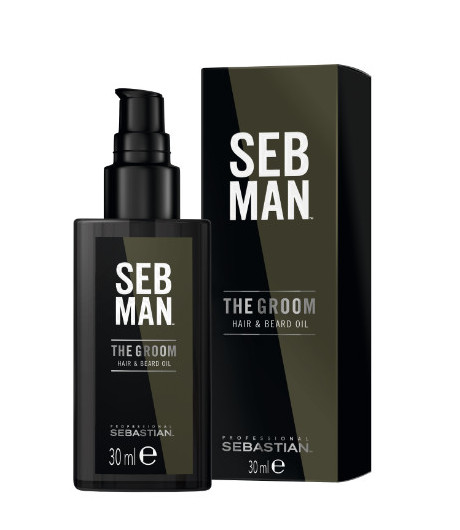 Christmas giftset ideas Seb Man The Groom Beard Oil