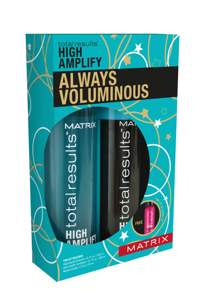 Christmas giftset Matrix 'High Amplify' Always Voluminous Giftset