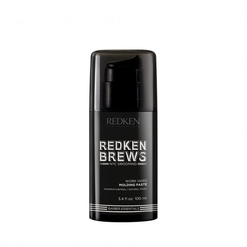 Christmas giftset ideas Redken Brews Mens Hard Molding Paste
