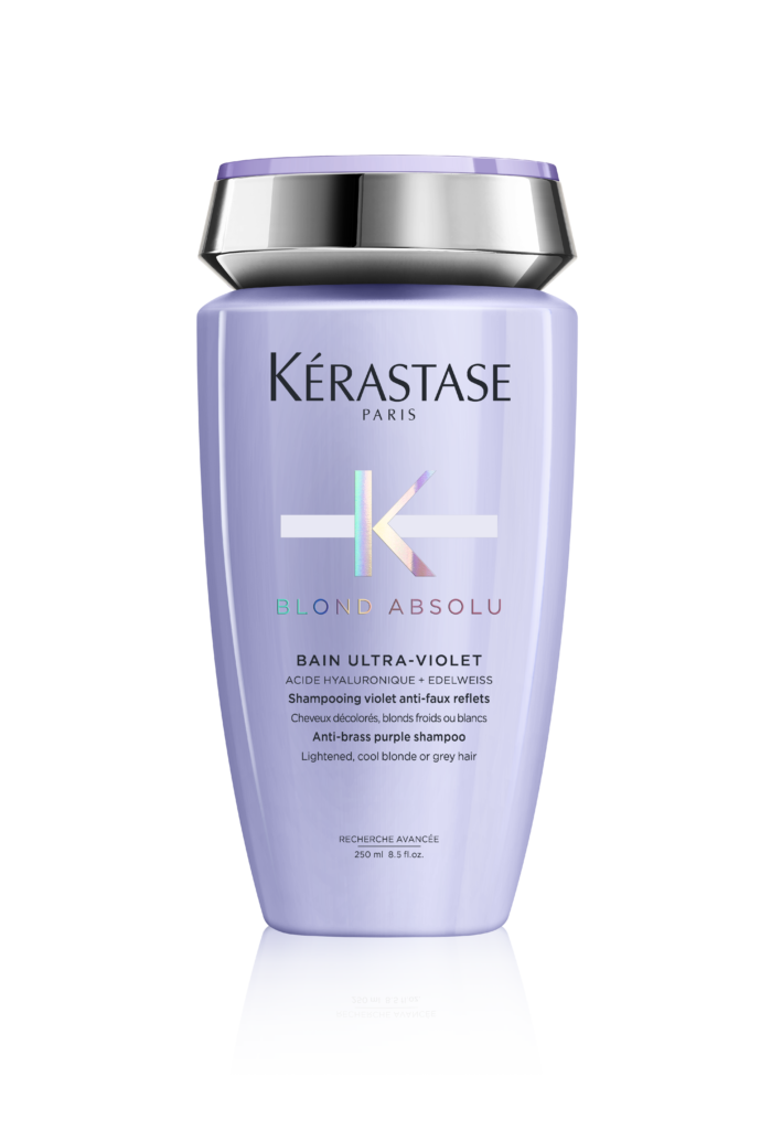 hair ideas Kérastase Blond Absolu Bain Ultra Violet Shampoo