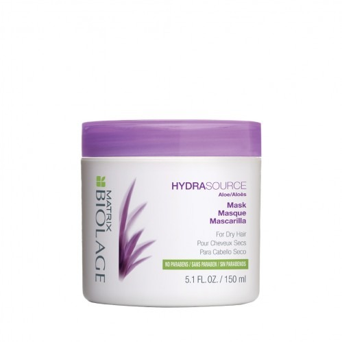 Hair care at home with Supercuts Matrix Biolage HydraSource Masque