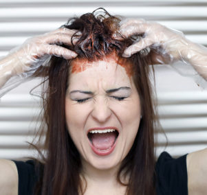 Supercuts blog don't use box dye on your hair