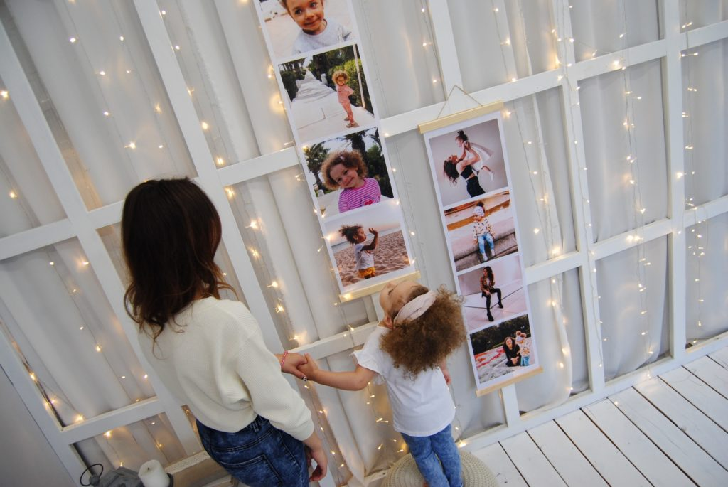 Photo collage Mother's Day Gift Idea