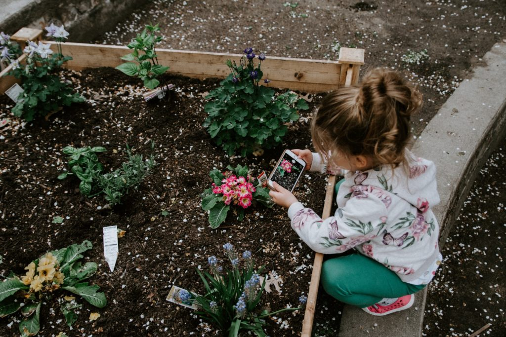 Mother's Day Idea gardening