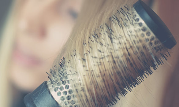 People, it's time to clean your hairbrushes and here's how