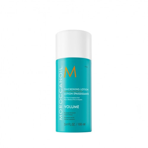 Long Men's Hairstyles Moroccanoil Thickening Lotion