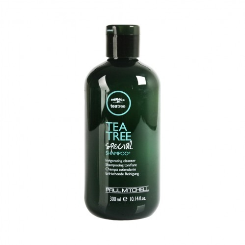 Autumn hair Paul Mitchell Tea Tree Special Shampoo