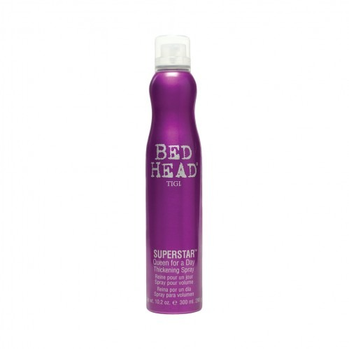 Autumn hair TIGI Bed Head Superstar Queen For A Day Thickening Spray Mousse