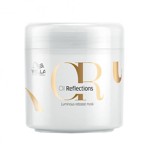 Autumn hair Wella Professionals Oil Reflections Mask