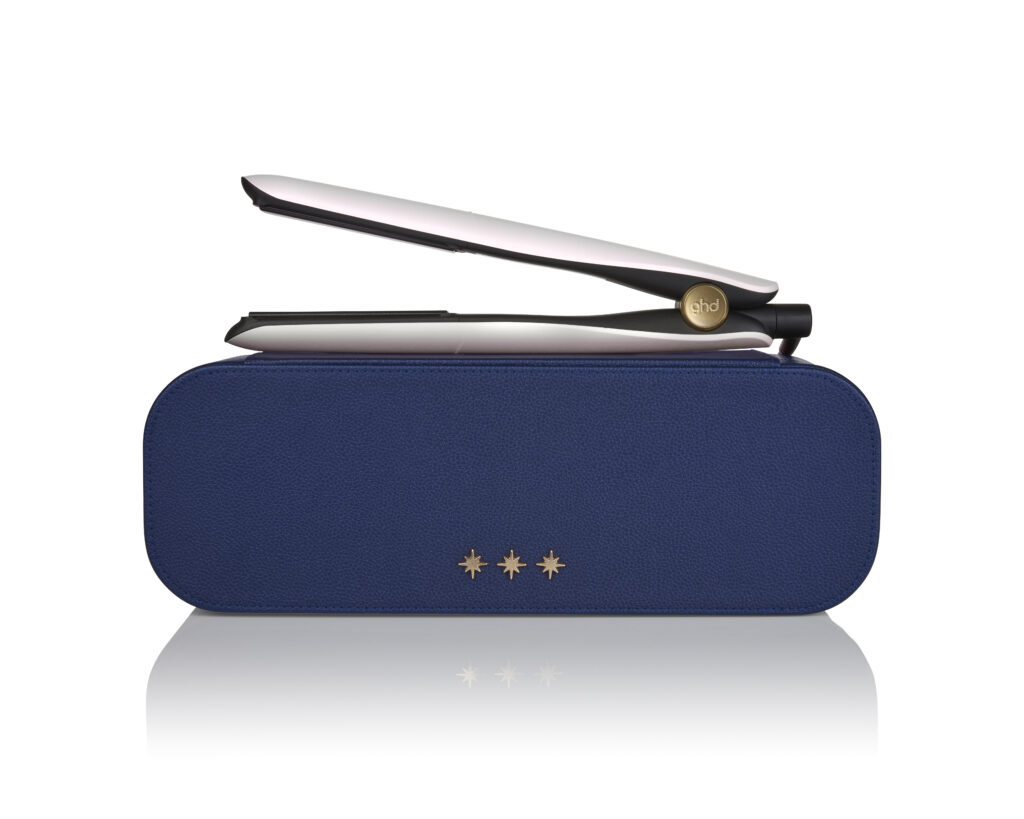 Christmas gifting ghd gold iridescent white